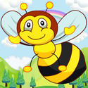 Пазл Пчелка, Улитка, Божья коровка