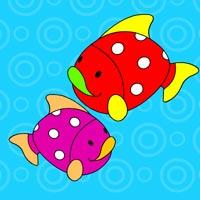 Раскрашивание аквариумных рыб