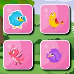 Радостные птицы