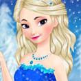 Эльза Замороженные макияж