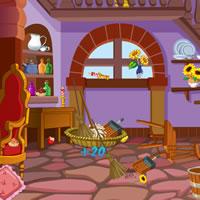 Уборка комнаты Рапунцель