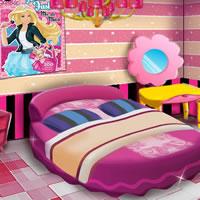 Дизайн комнаты Барби