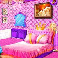 Дизайн комнаты принцессы