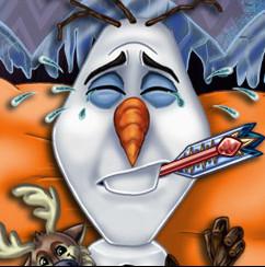 Olaf-frozen-doctor