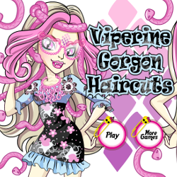 Вайпирин Горгон стрижка Viperine Gorgon Haircuts