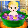Ежедневная детская ванночка