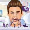 Justin Bieber у стоматолога